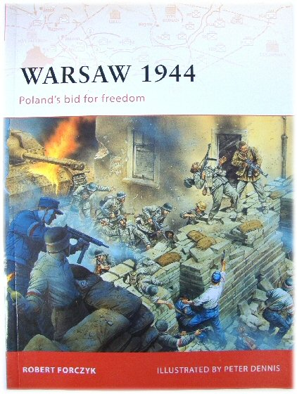 Image for Warsaw 1944: Poland's Bid for Freedom