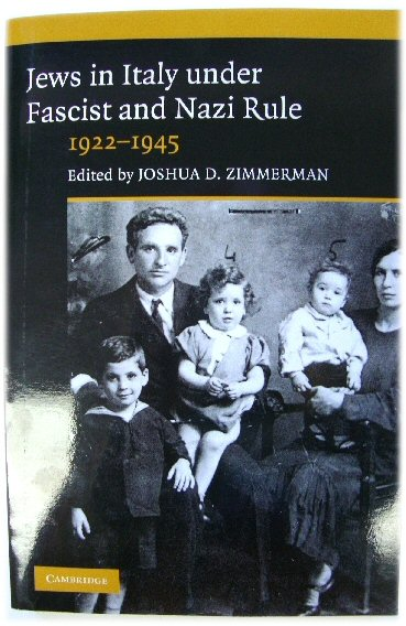 Image for Jews in Italy Under Fascist and Nazi Rule