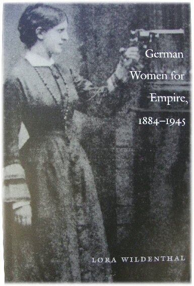 Image for German Women for Empire, 1884-1945