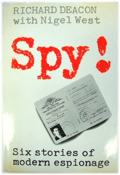 Image for Spy!: Six Stories of Modern Espionage