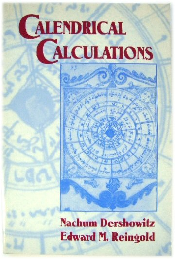 Image for Calendrical Calculations