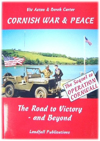 Image for Cornish War & Peace: The Road to Victory - and Beyond
