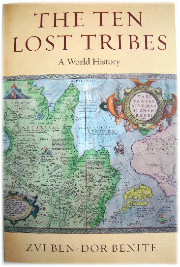 Image for The Ten Lost Tribes: A World History