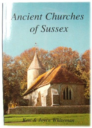 Image for Ancient Churches of Sussex