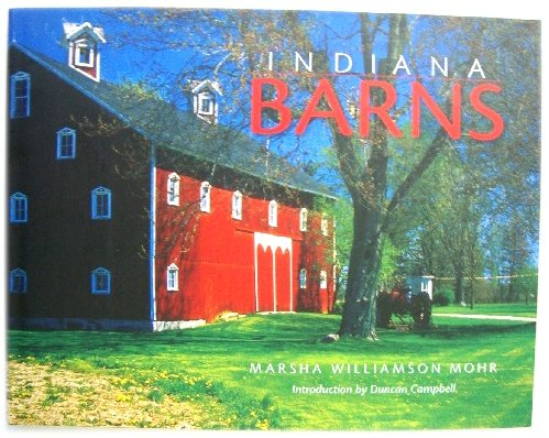 Image for Indiana: Barns