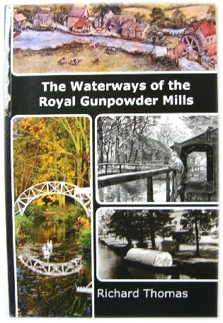 Image for The Waterways of the Royal Gunpowder Mills