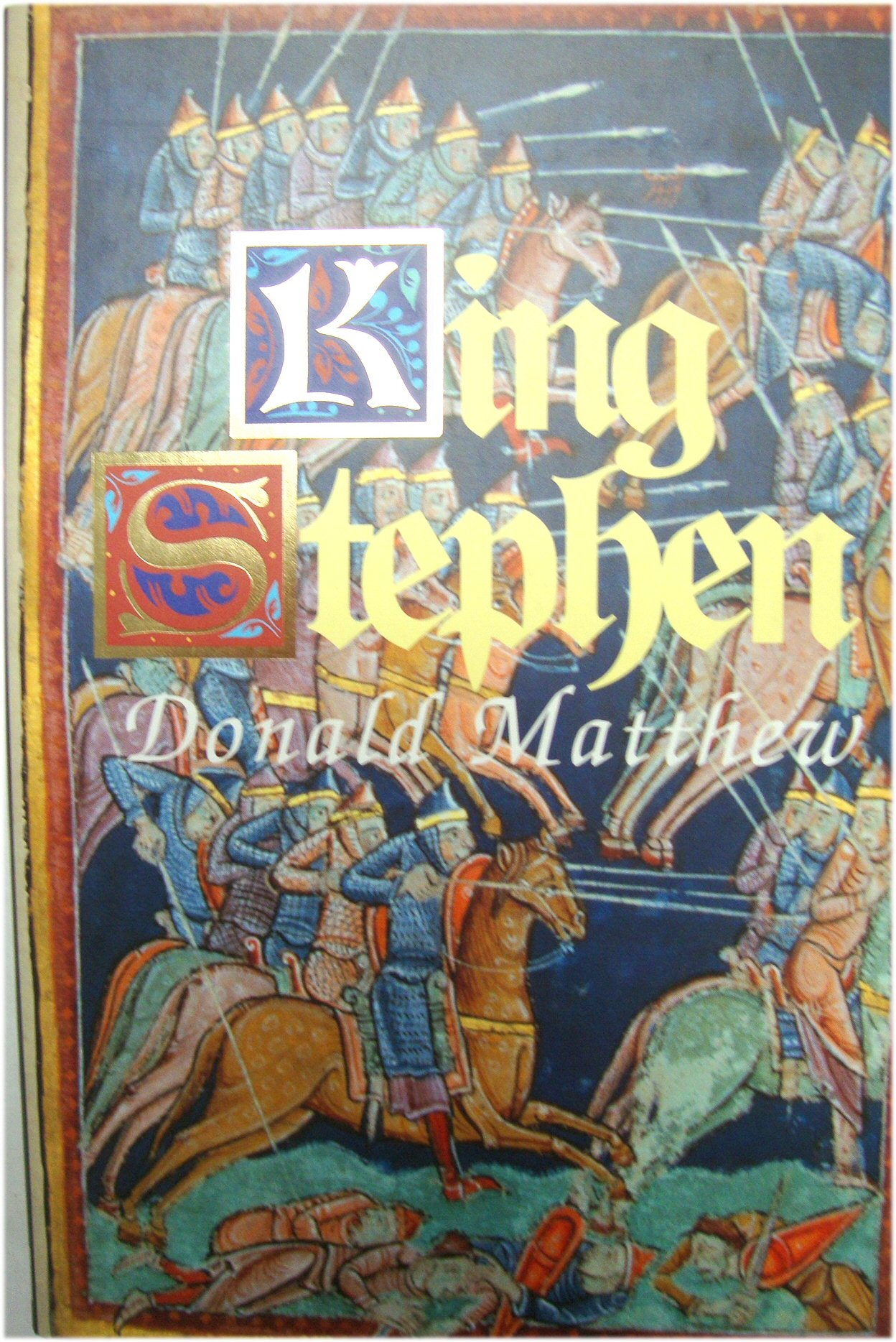 Image for King Stephen