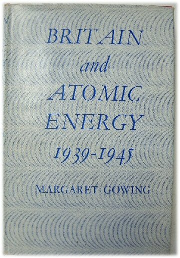 Image for Britain and Atomic Energy 1939-1945