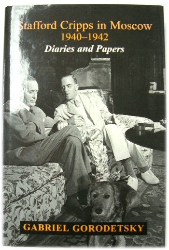 Image for Stafford Cripps in Moscow 1940-1942: Diaries and Papers