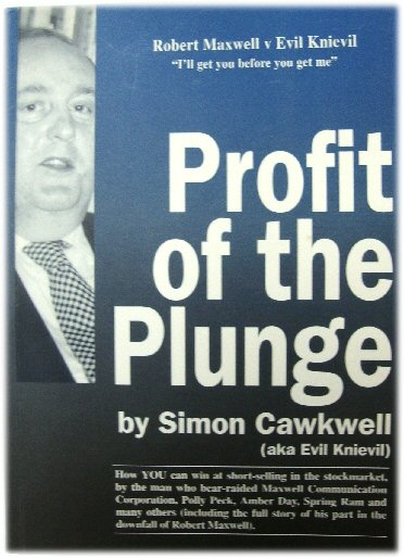 Image for Profit of the Plunge