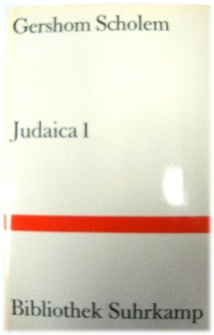 Image for Judaica 1