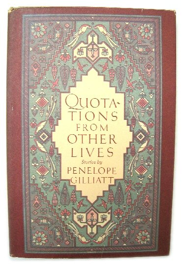 Image for Quotations from Other Lives