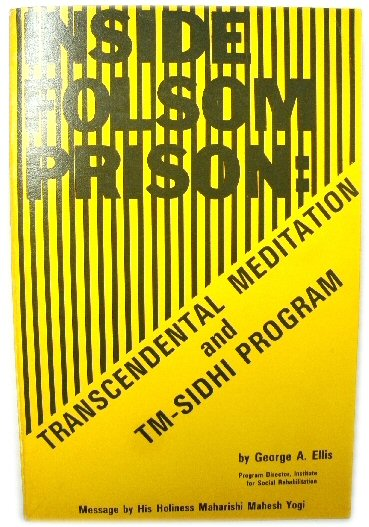 Image for Inside Folsom Prison: Transcendental Meditation and TM-Sidhi Program