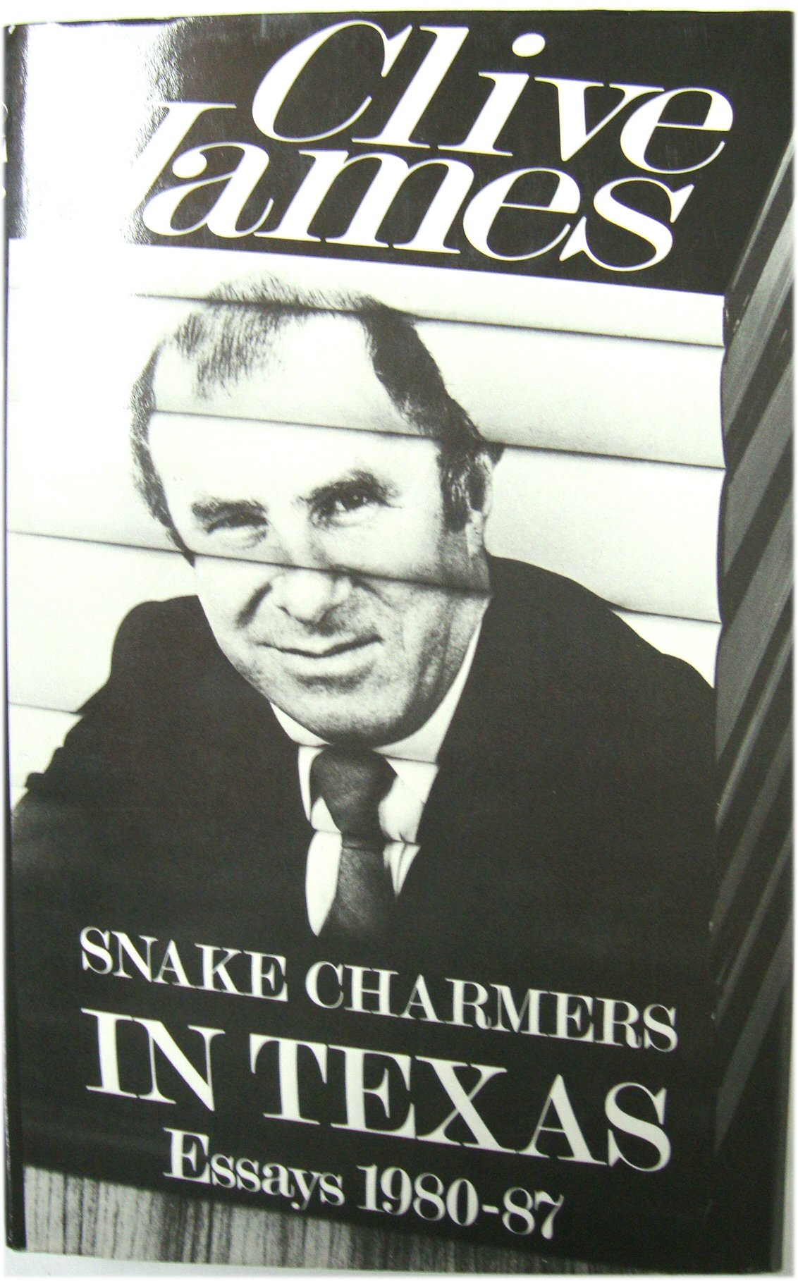 Image for Snake Charmers In Texas: Essays 1980-87