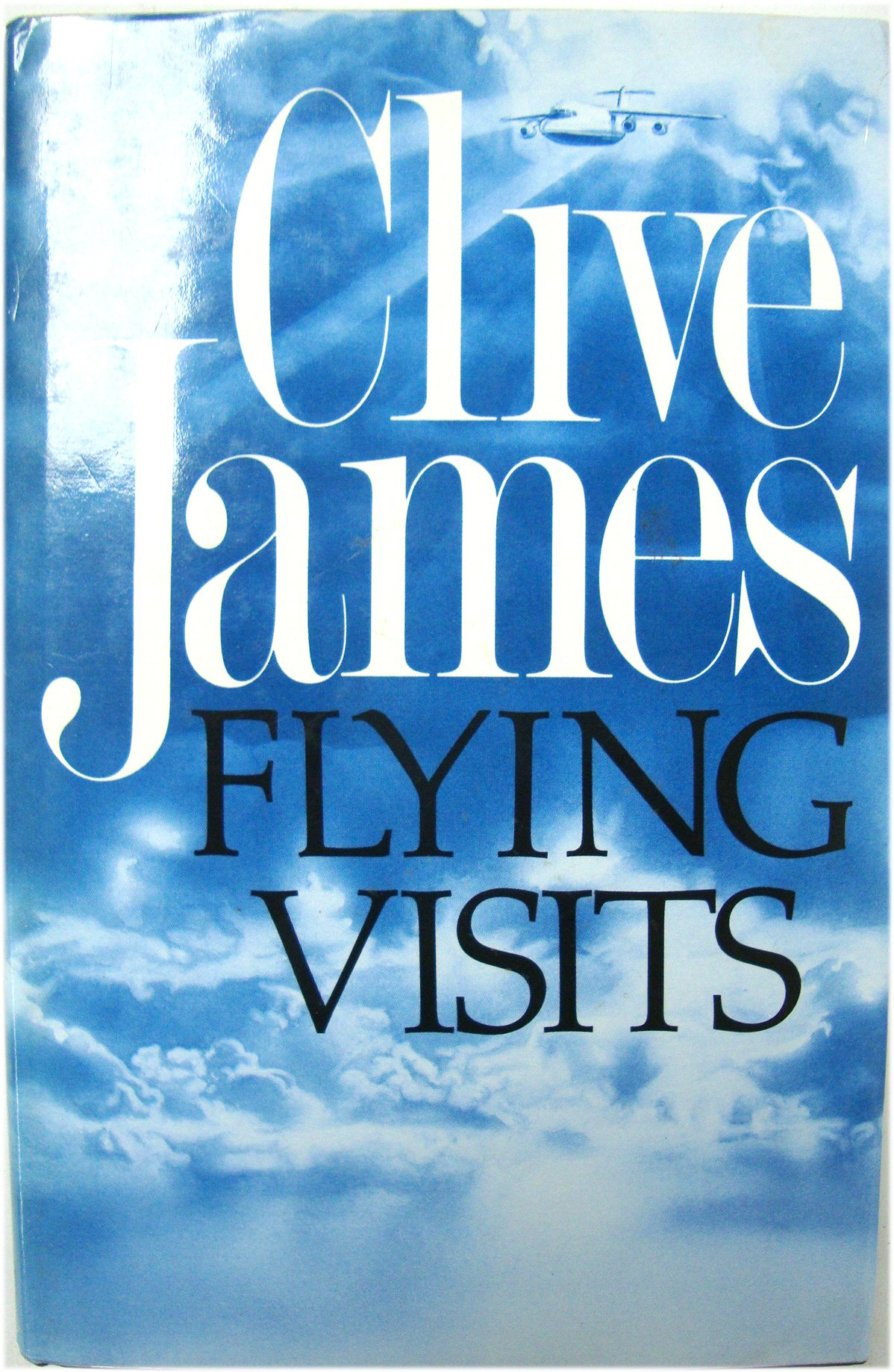 Image for Flying Visits: Postcards from the Observer 1976-83