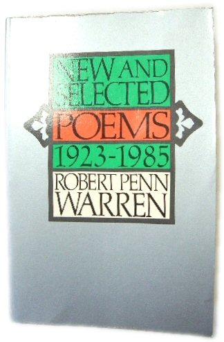 Image for New and Selected Poems 1923-1985