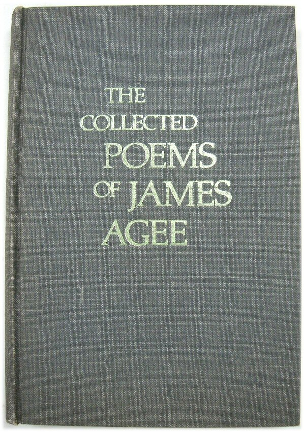 Image for The Collected Poems of James Agee