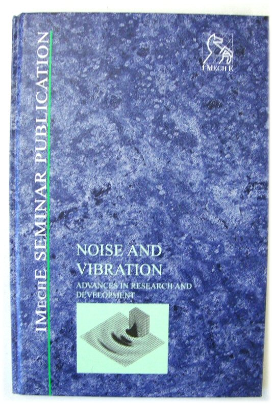 Image for Noise and Vibration: Advances in Research and Development