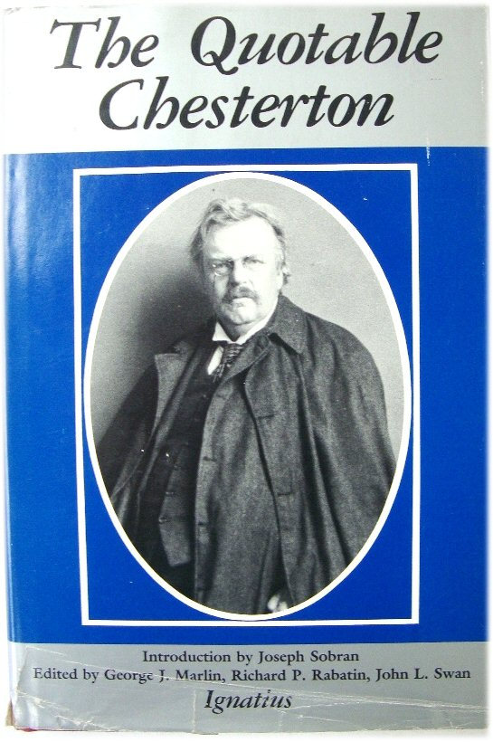Image for The Quotable Chesterton