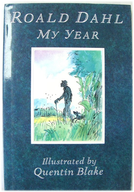 Image for Roald Dahl: My Year