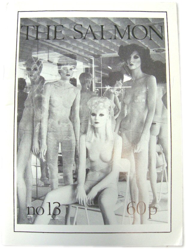 Image for The Salmon: No. 13, Autumn 1985