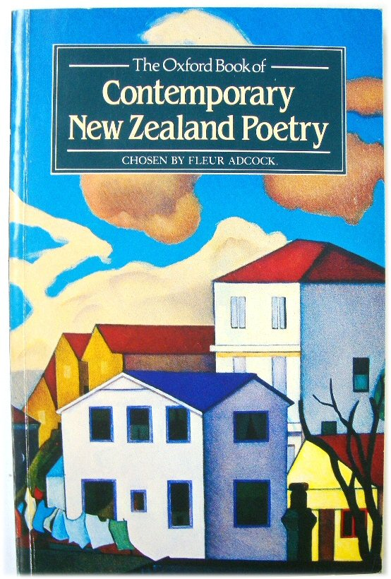 Image for The Oxford Book of Contemporary New Zealand Poetry
