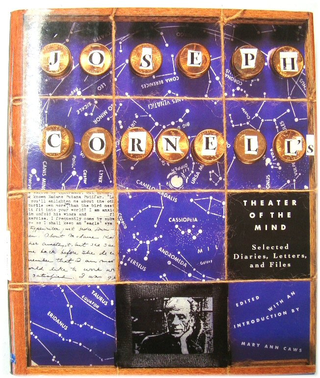 Image for Joseph Cornell's Theater of the Mind: Selected Diaries, Letters, and Files