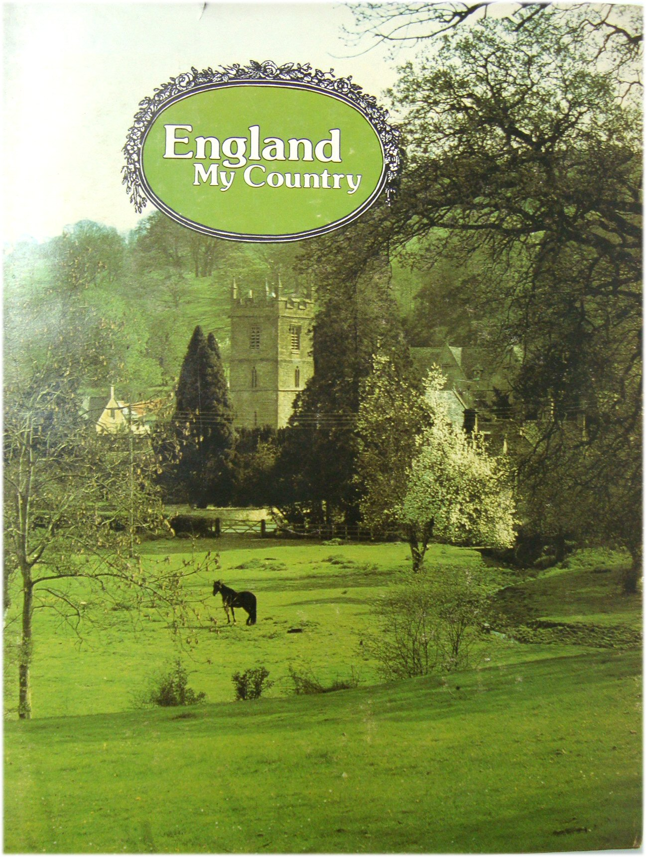 Image for England, My Country