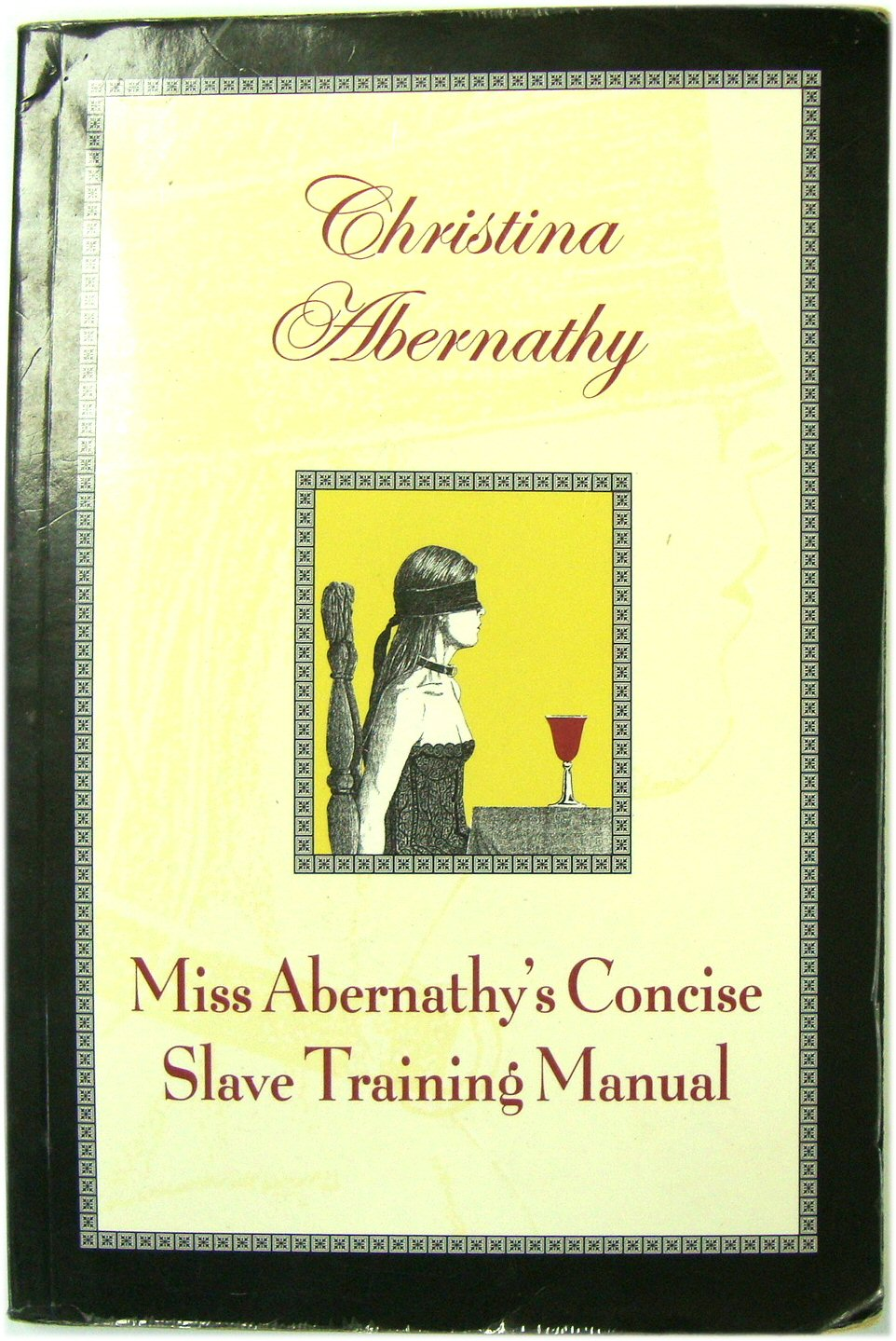 Image for Miss Abernathy's Concise Slave Training Manual