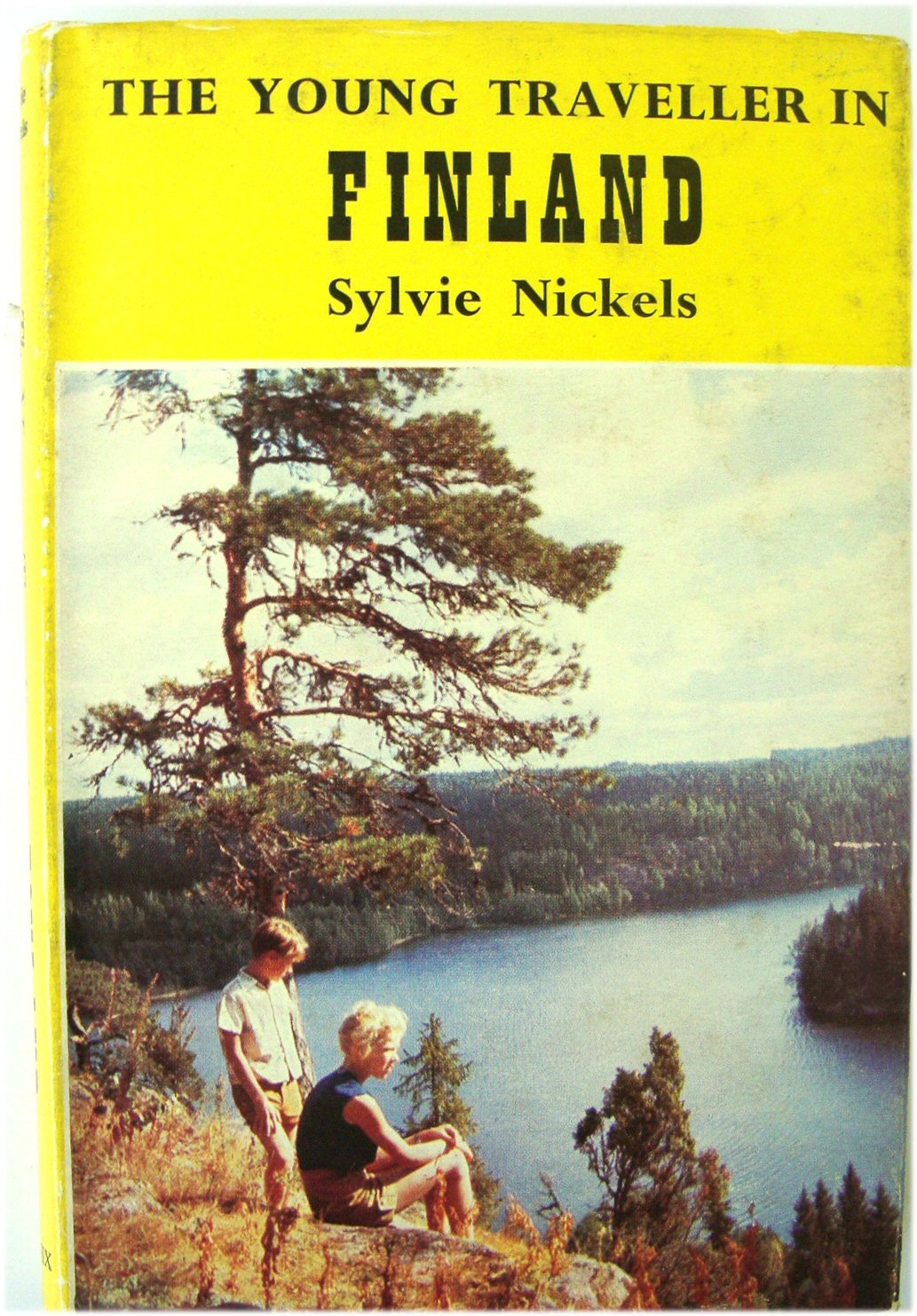 Image for The Young Traveller in Finland