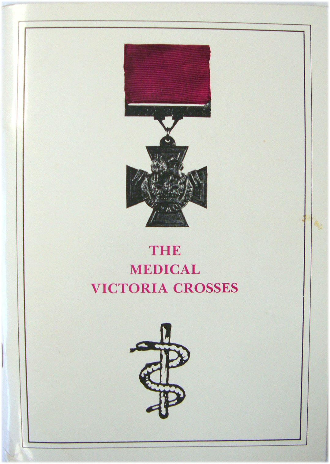 Image for The Medical Victoria Crosses