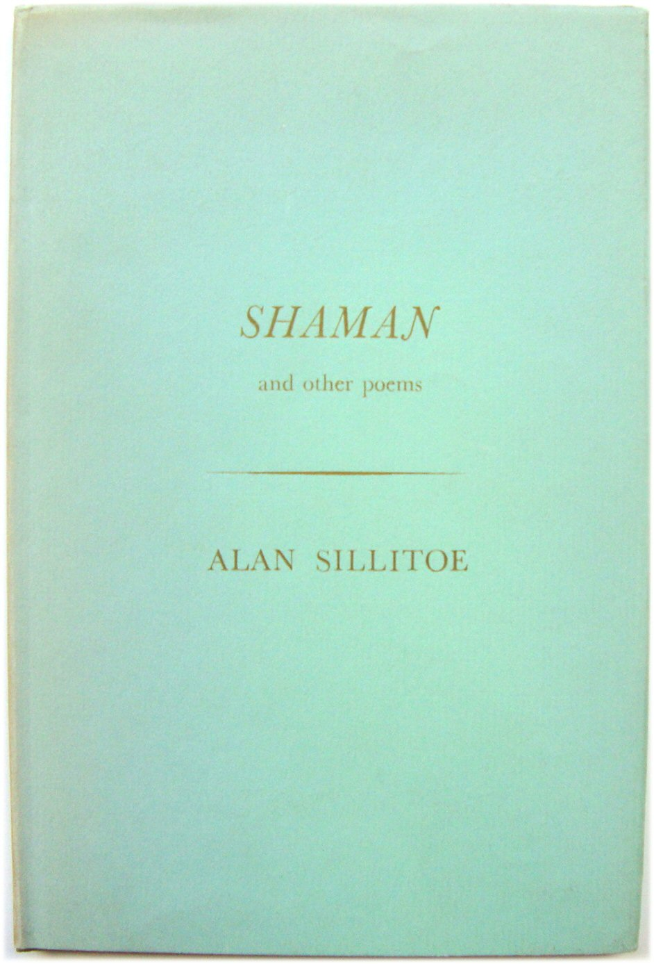 Image for Shaman and Other Poems