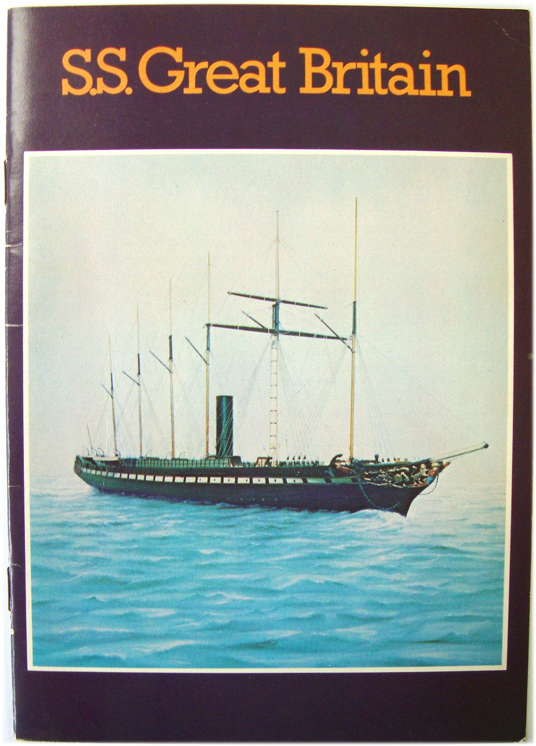 Image for S.S. Great Britain