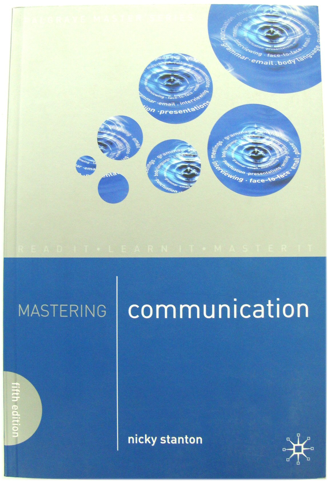 Image for Mastering Communication