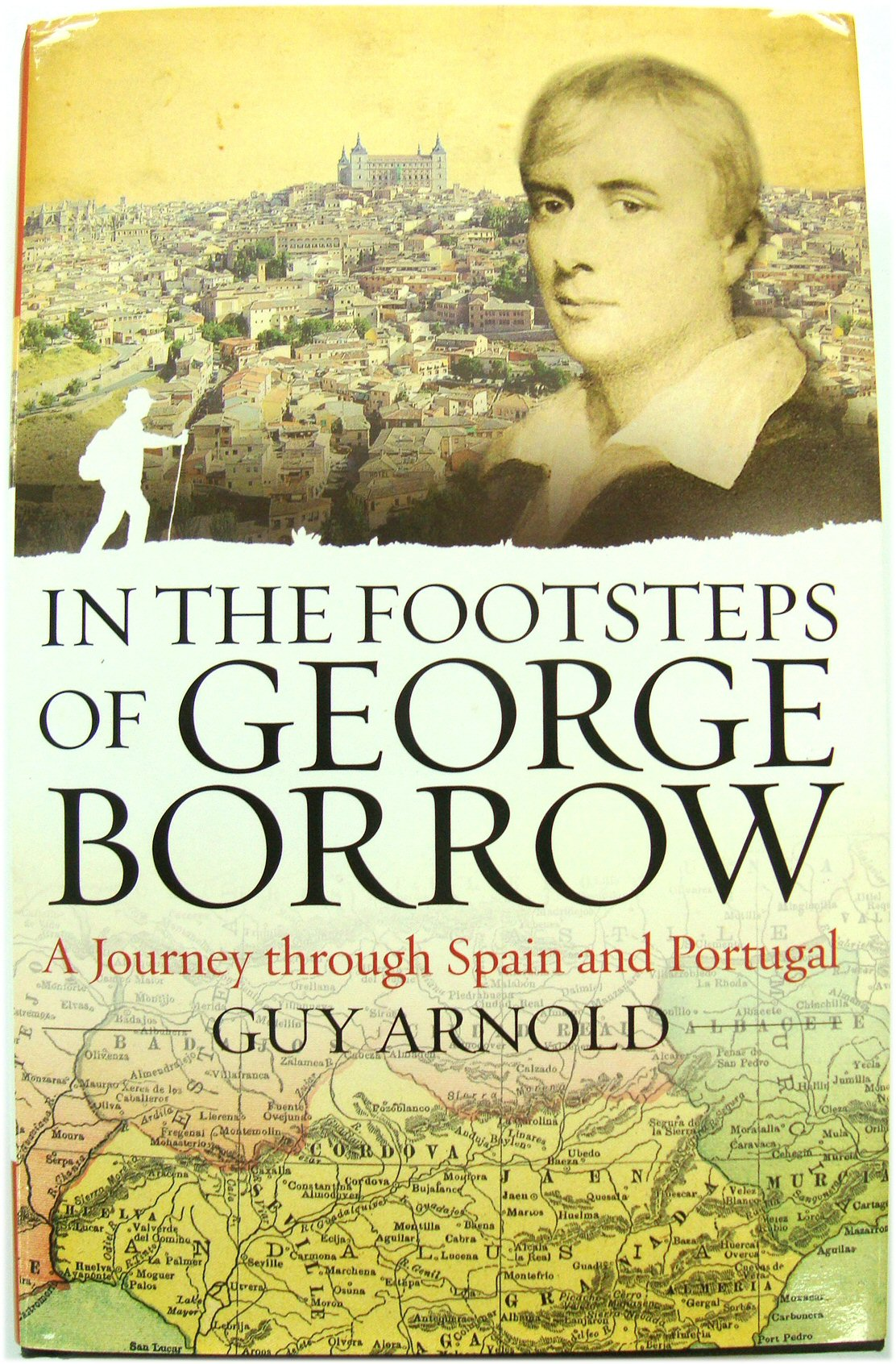 Image for In the Footsteps of George Borrow: A Journey through Spain and Portugal