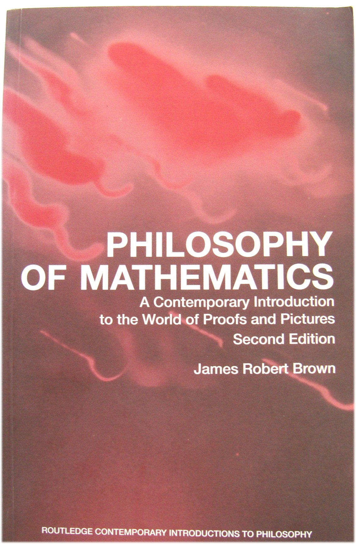 Image for Philosophy of Mathematics: A Contemporary Introduction to the World of Proofs and Pictures