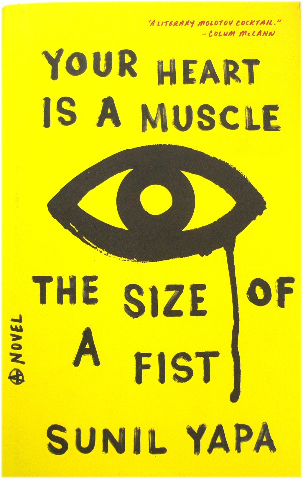 Image for Your Heart is a Muscle the Size of A Fist