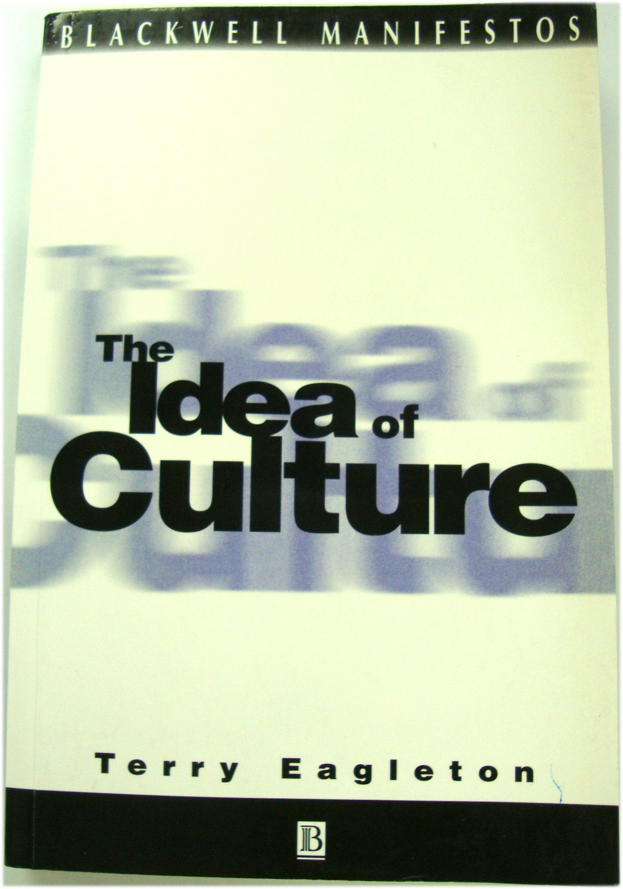 Image for The Idea of Culture
