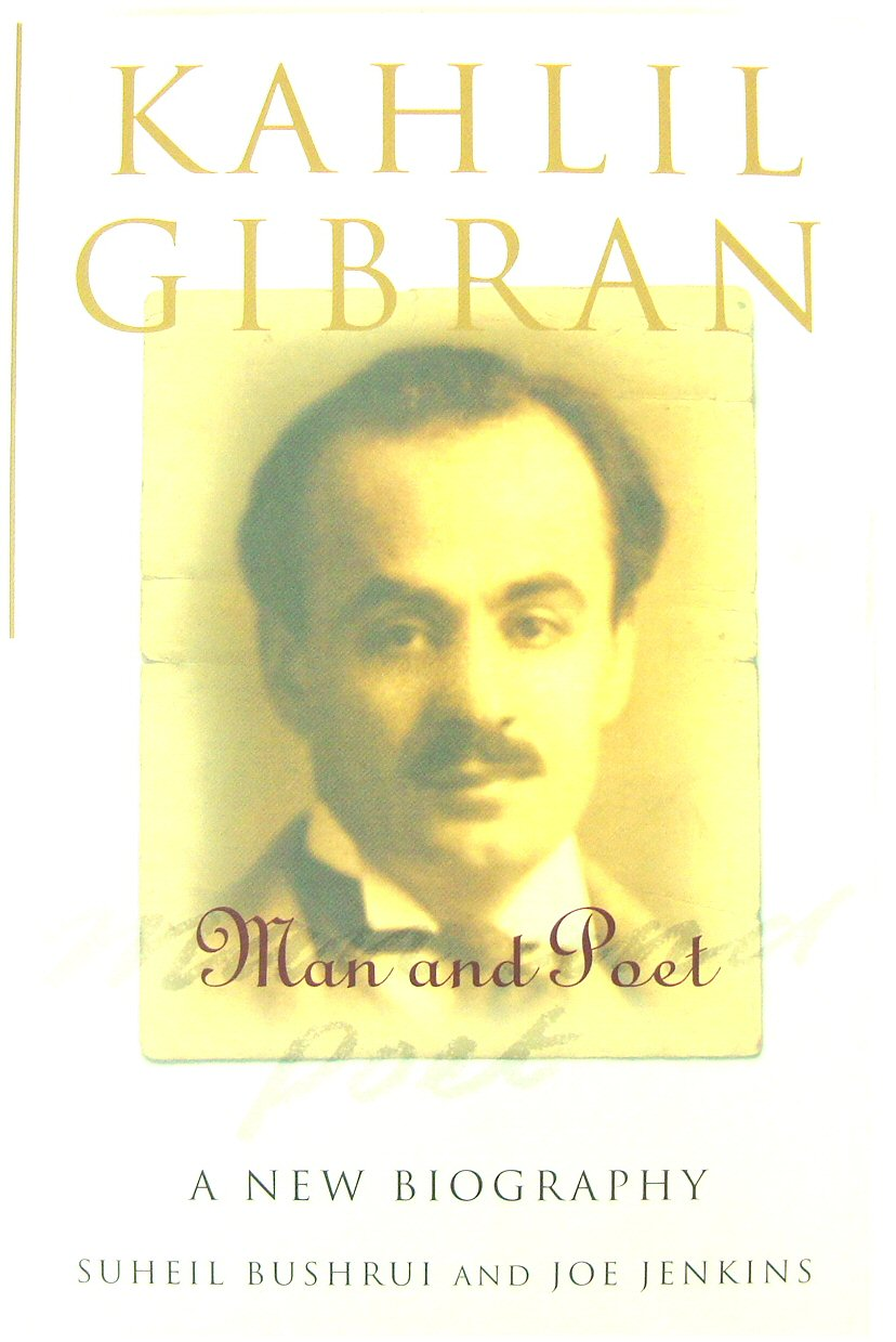 Image for Kahlil Gibran: Man and Poet