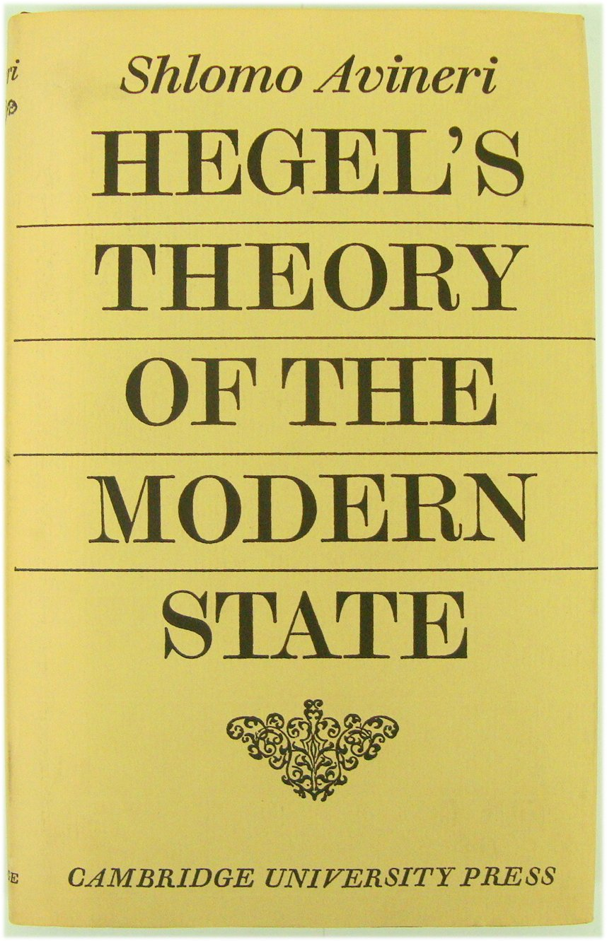 Image for Hegel's Theory of the Modern State