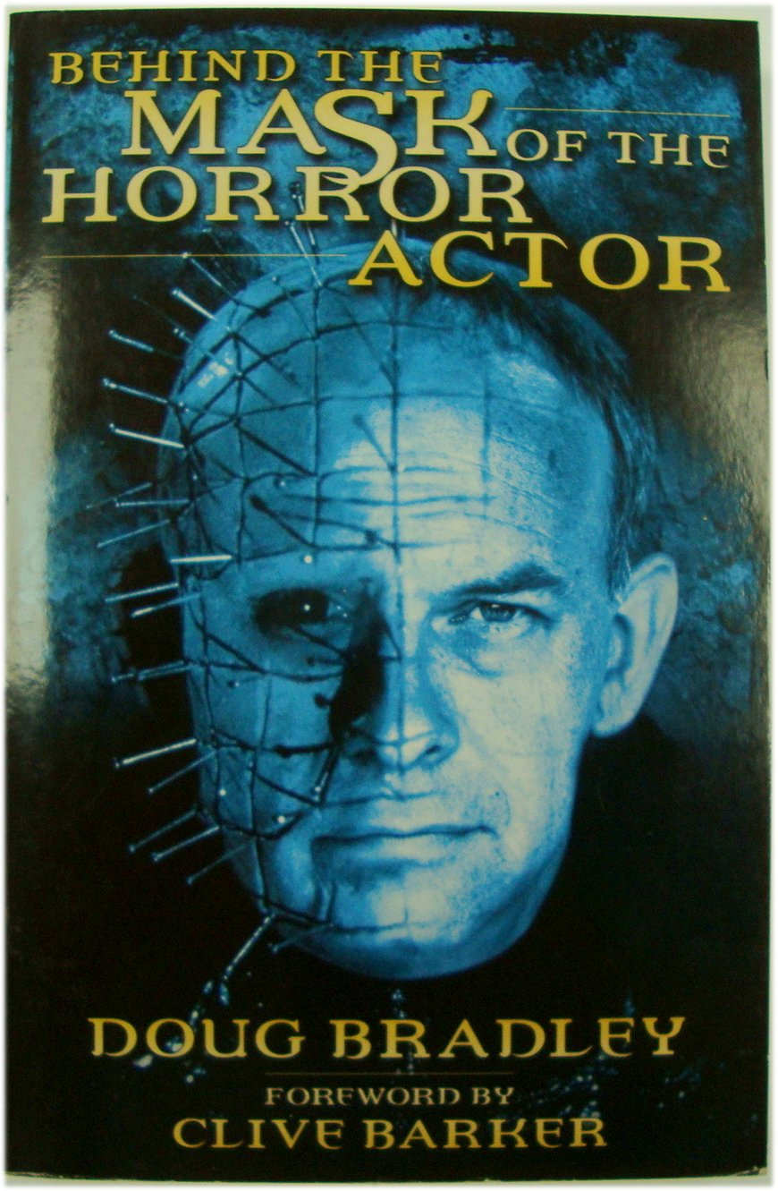 Image for Behind the Mask of the Horror Actor