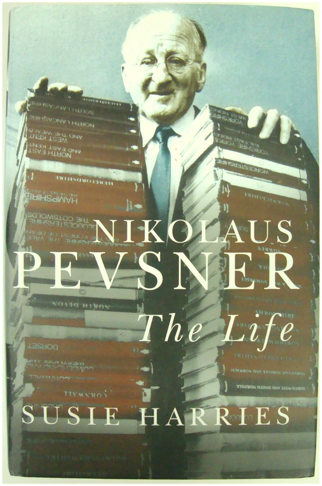 Image for Nikolaus Pevsner: The Life