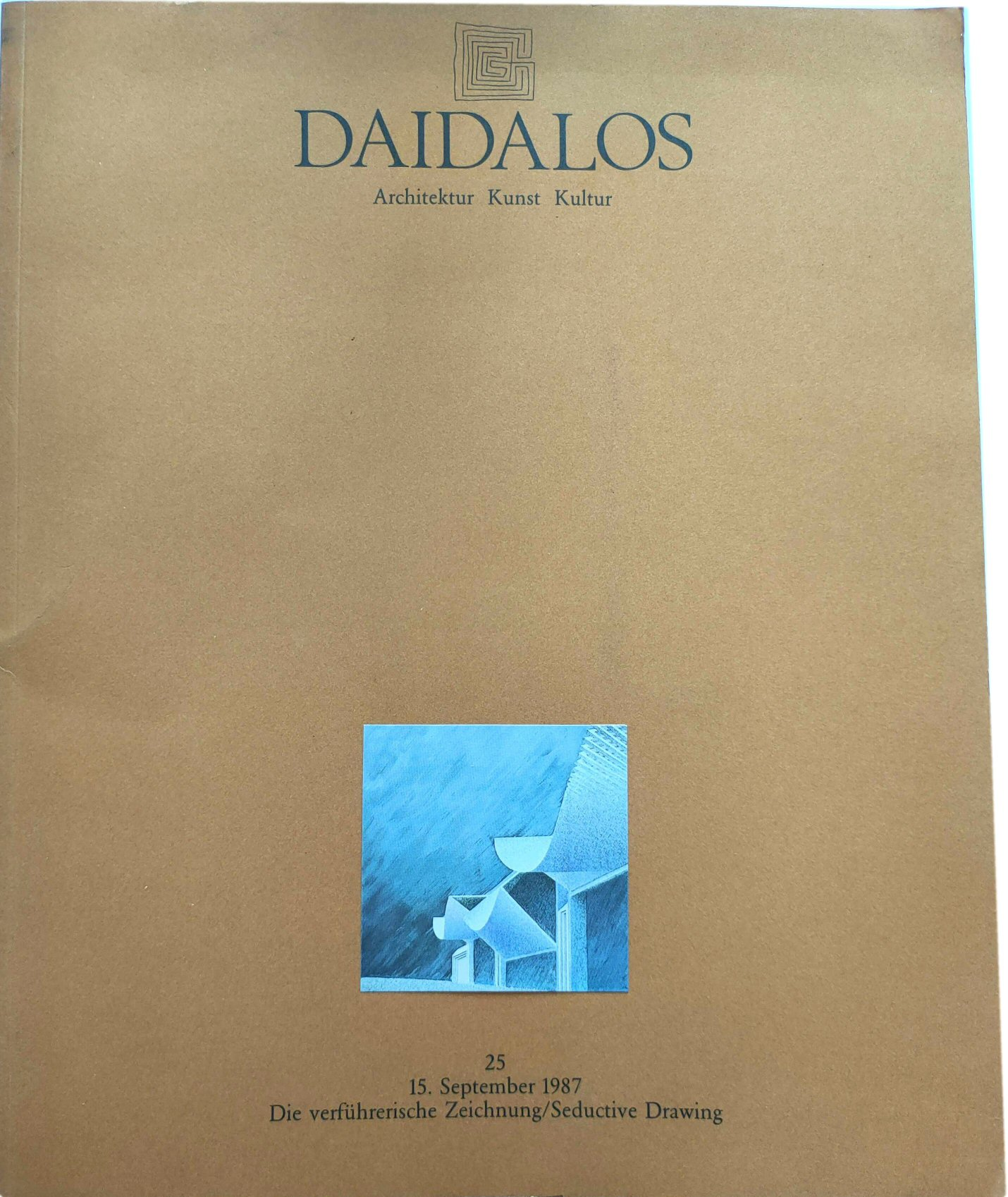 Image for Daidalos: Architektur, Kunst, Kultur, 25, 1987