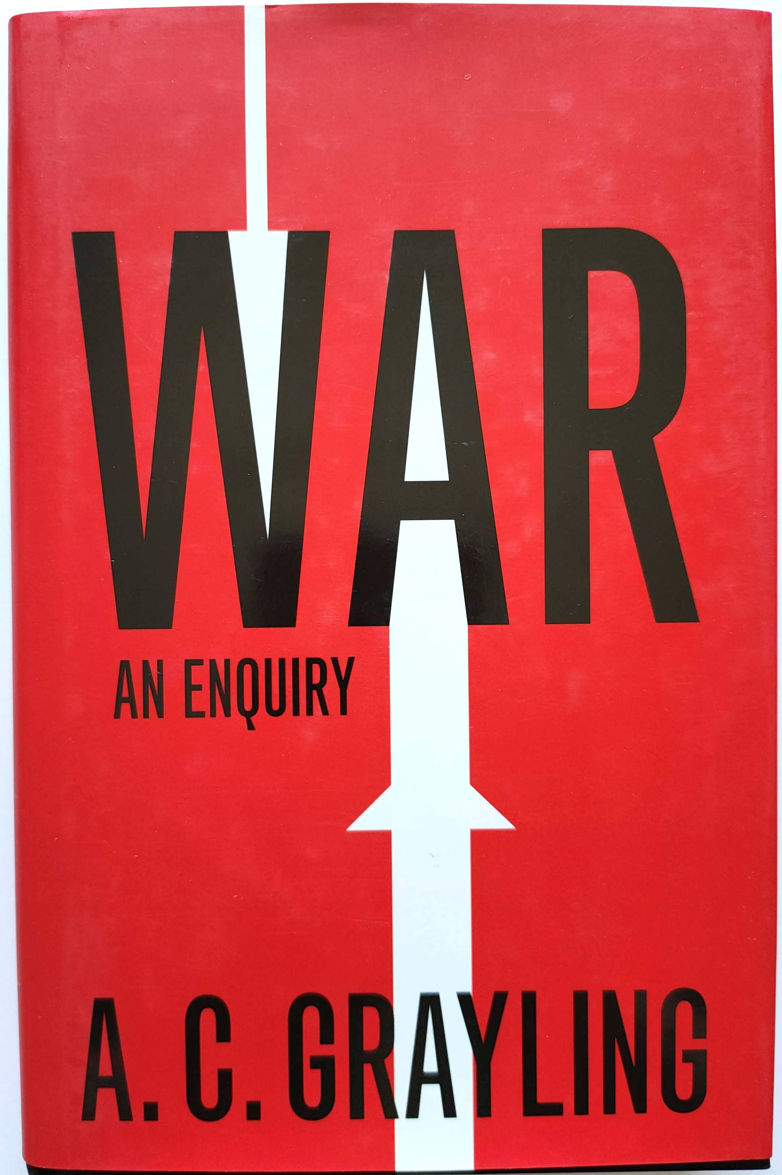 Image for War: An Enquiry