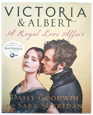 Image for Victoria & Albert: A Royal Love Affair