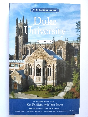 Image for Duke University: An Architectural Tour (The Campus Guide)