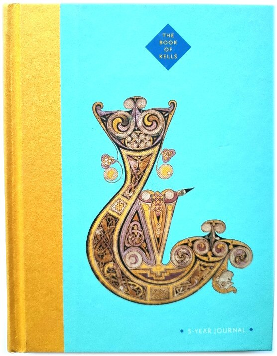 Image for The Book of Kells 5-Year Journal