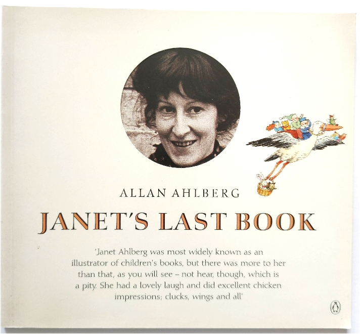 Image for Janet's Last Book: Janet Ahlberg 1944-1994, A Memento