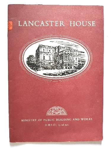 Image for Lancaster House: St. James's