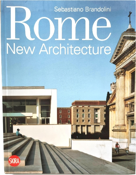 Image for Rome: New Architecture